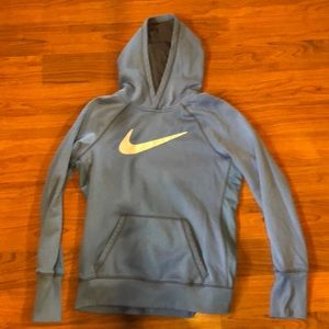 Nike Therma-Fit Hoodie Sweatshirt - Medium
